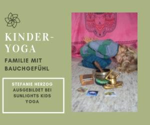 Kinderyoga in Schönebeck Salzlandkreis
