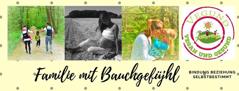 Familie mit Bauchgefühl